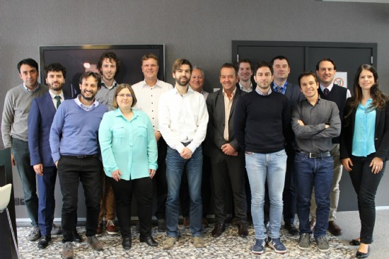 BAoBaB consortium at the kick-off meeting in May 2017